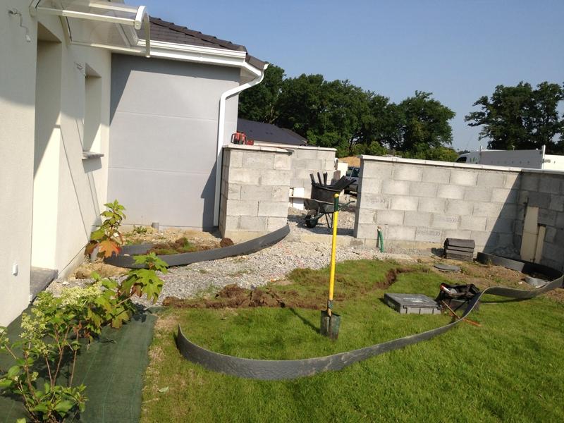 Am nagement d 39 une entr e de maison lons 64 despaux for Application amenagement jardin