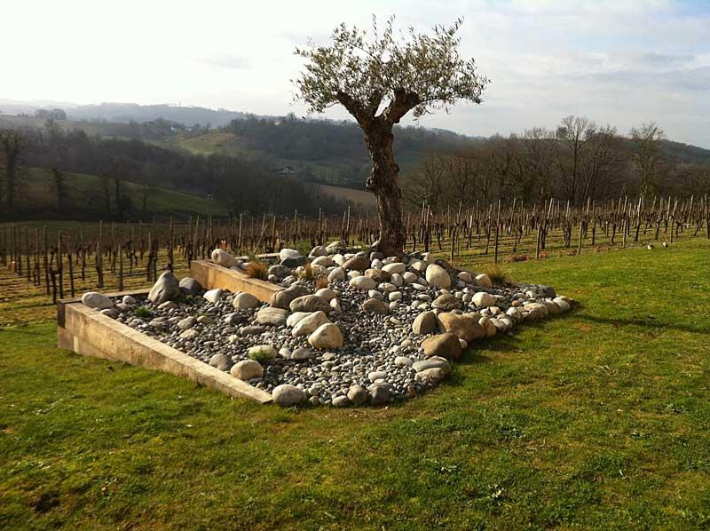 Aménagement de talus et création d'un massif - Monein (64 ...
